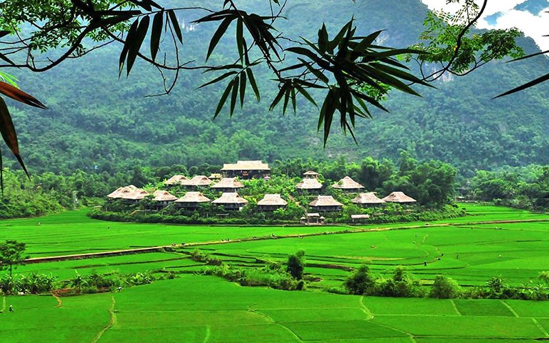 Mai Chau valley 2 days 1 night